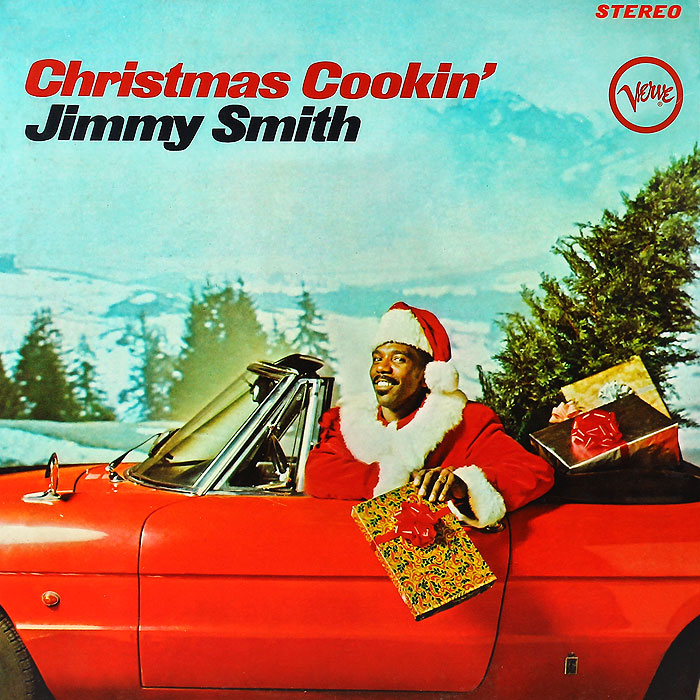 Джимми Смит Jimmy Smith. Christmas Cookin' (LP) the verve verve a storm in heaven lp