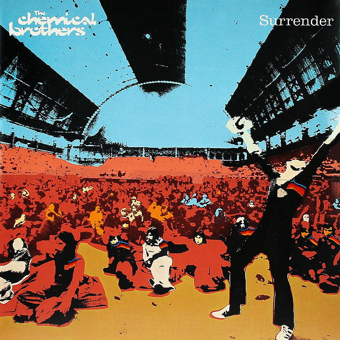 The Chemical Brothers. Surrender (2 LP)