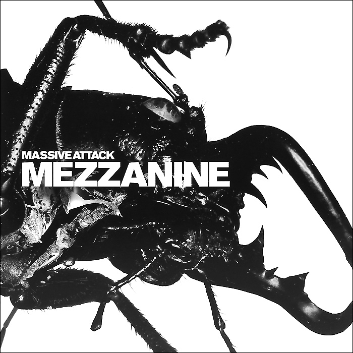 Massive Attack Massive Attack. Mezzanine (2 LP) dhs power g7 pg 7 pg7 7 playwood attack loop off table tennis blade for pingpong racket
