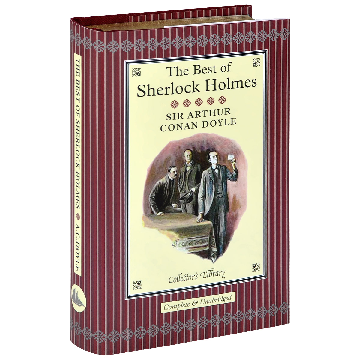 The Best of Sherlock Holmes (подарочное изадние)