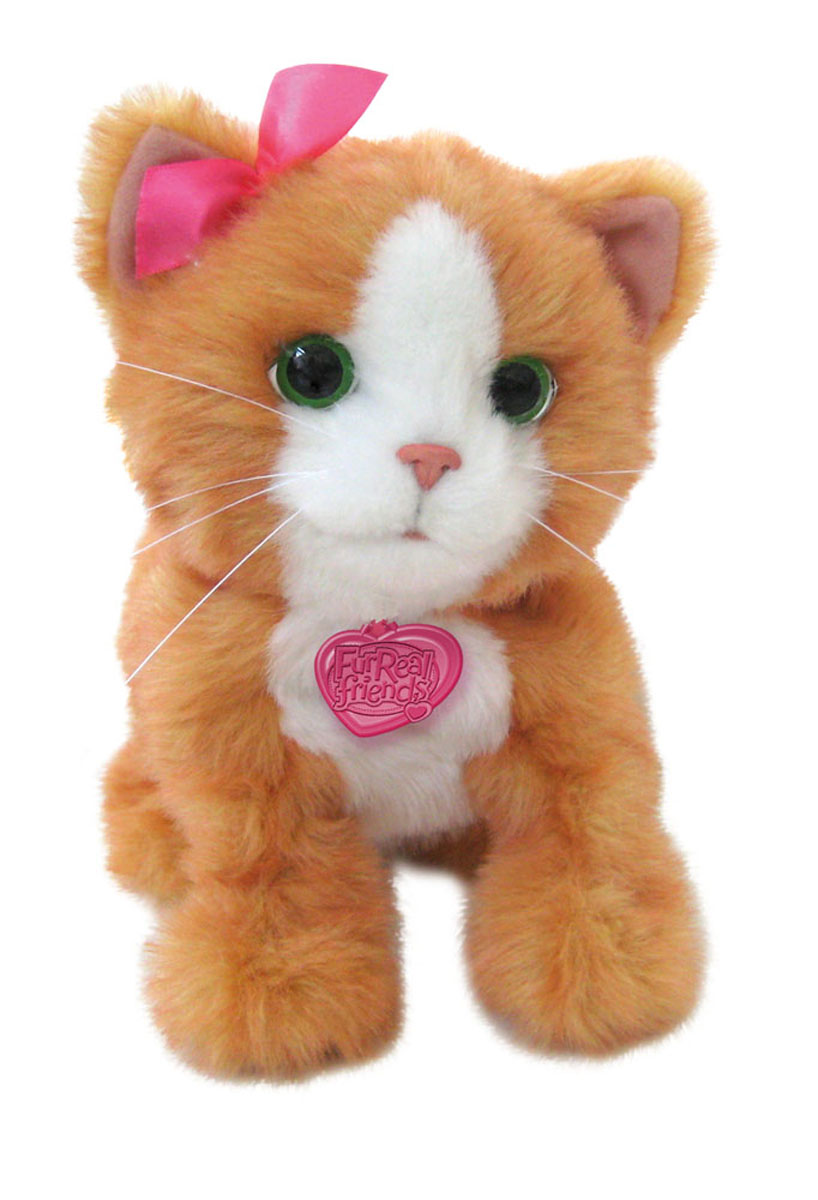 FurReal Friends Интерактивная игрушка Игривый котенок Дэйзи 1 тб облако купить