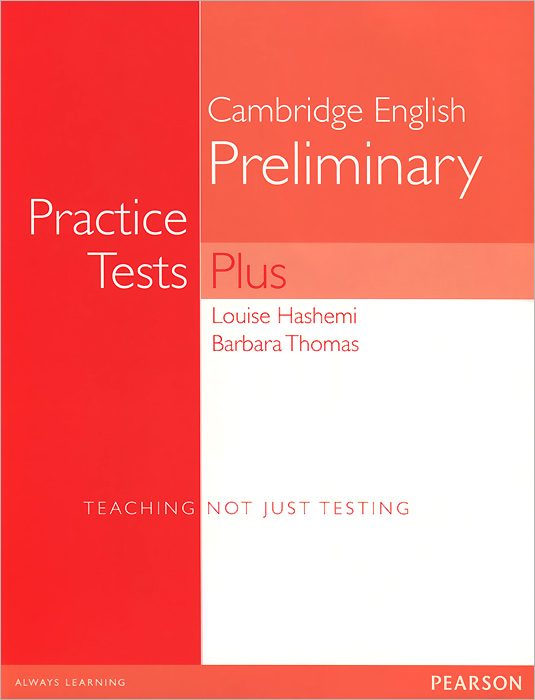 Practice Tests Plus: Preliminary ket for schools practice tests student s book учебник