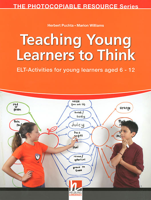 Фото - Teaching Young Learners to Think: ELT-activities for Young Learners Aged 6-12 agent based snort in distributed environment