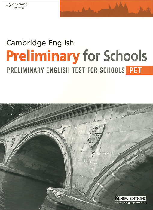 Cambridge PET For Schools Practice Tests: Student Book