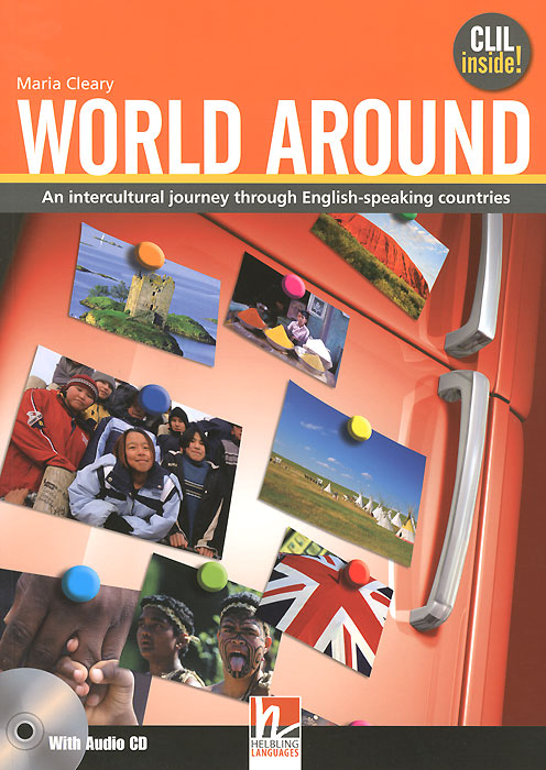 World Around Student's Book (+ CD) travels of the zephyr journey around the world