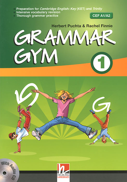 Grammar Gym 1 (+ CD) my grammar lab advanced level with key