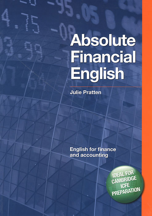 Absolute Financial English Book English for Finance and Accounting + CD-ROM