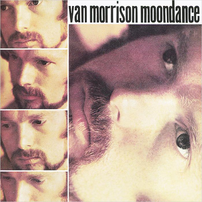 Ван Моррисон Van Morrison. Moondance свитшот reserved