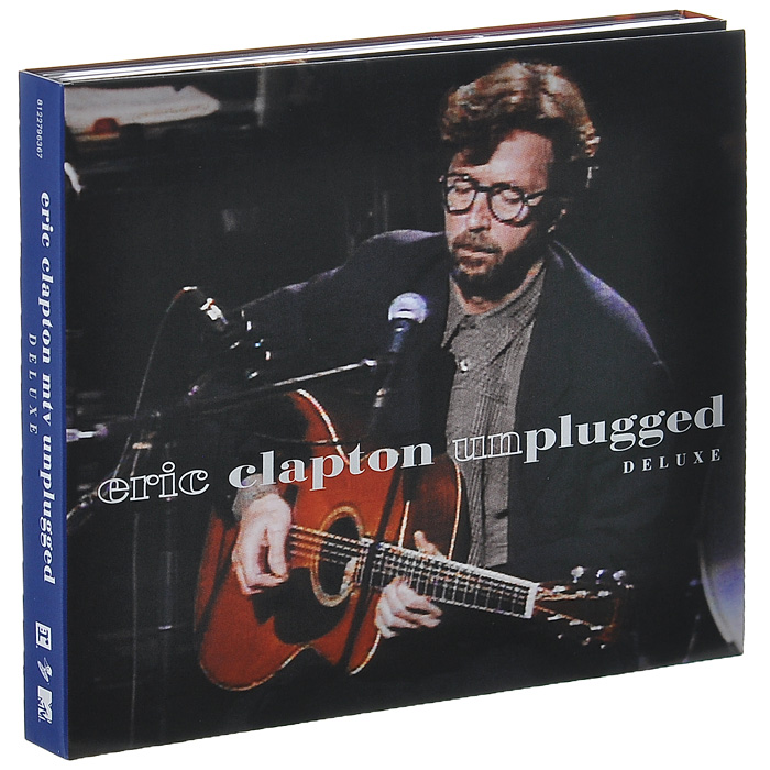 Эрик Клэптон Eric Clapton. MTV Unplugged. Deluxe Edition (2 CD) cd eric clapton 24 nights