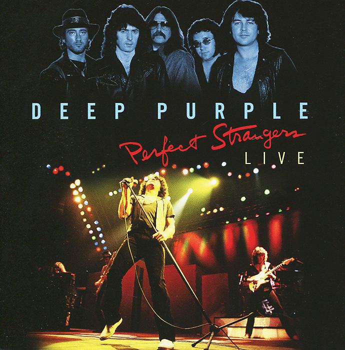 Deep Purple Deep Purple. Perfect Strangers. Live (2 CD + DVD) deep purple deep purple stormbringer 35th anniversary edition cd dvd