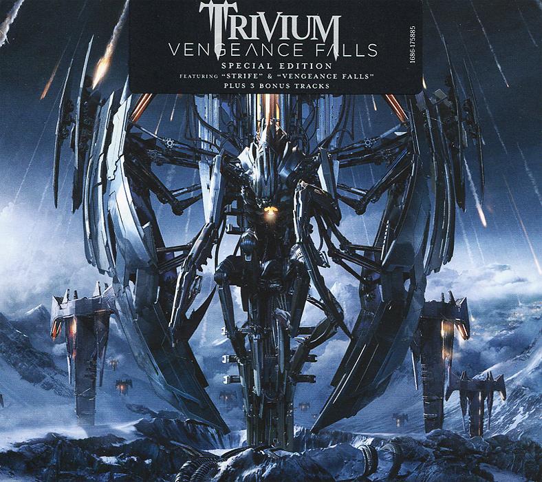Trivium Trivium. Vengeance Falls. Special Edition trivium edmonton