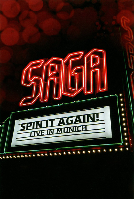 Saga. Spin It Again - Live In Munich виниловые пластинки patti smith live in germany 1979 180 gram