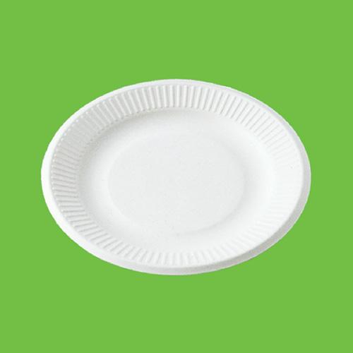 """Набор """"Gracs"""" состоит из 10 биоразлагаемых тарелок, выполненных из экологически чистого материала - сахарного тростника. Материал не содержит токсинов и канцерогенов. Набор """"Gracs"""" можно использовать как для холодных, так и для горячих продуктов.Набор можно использовать в микроволновой печи.  Одноразовая биоразлагаемая посуда """"Gracs""""- полезно для здоровья, безопасно для окружающей среды!Размер тарелки: 15,5 см х 15,5 см х 1 см."""