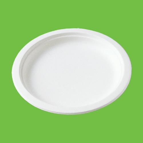 Набор тарелок Gracs, биоразлагаемых, с бортиком, цвет: белый, диаметр 18 см, 20 штP011Набор Gracs состоит из 10 биоразлагаемых тарелок с бортиками, выполненных из экологически чистого материала - сахарного тростника. Материал не содержит токсинов и канцерогенов. Набор Gracs можно использовать как для холодных, так и для горячих продуктов.Набор можно использовать в микроволновой печи.Одноразовая биоразлагаемая посуда Gracs- полезно для здоровья, безопасно для окружающей среды!Размер тарелки: 18 см х 18 см х 1,5 см.