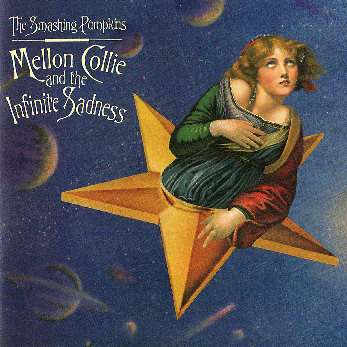 The Smashing Pumpkins The Smashing Pumpkins. Mellon Collie And The Infinite Sadness (2 CD) the virgin and the gipsy
