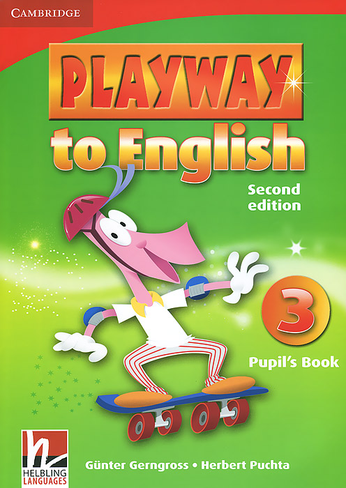 Playway to English 3: Pupil's Book playway to english level 2 pal version dvd
