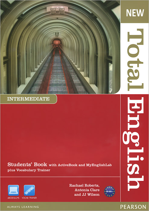 New Total English: Intermediate: Student's Book (+ DVD-ROM) total english intermediate student s book dvd rom