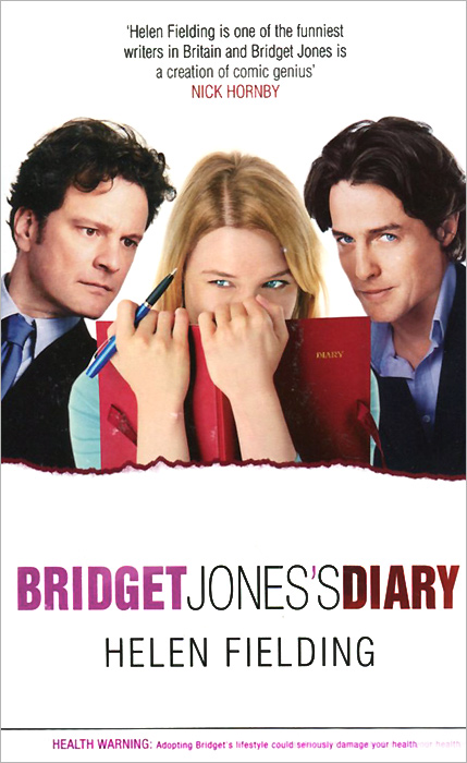 Bridget Jones's Diary helen fielding bridget jones the edge of reason pre intermediate level