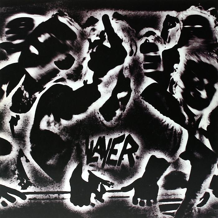 Slayer Slayer. Undisputed Attitude (LP) slayer slayer live decade of aggression 2 lp 180 gr