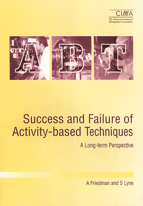 Success and Failure of Activity-Based Techniques: A Long-Term Perspective 2015 new gift smae as loz building blocks small animal minion mario transformation minifigures cartoon characters 3d bricks toys