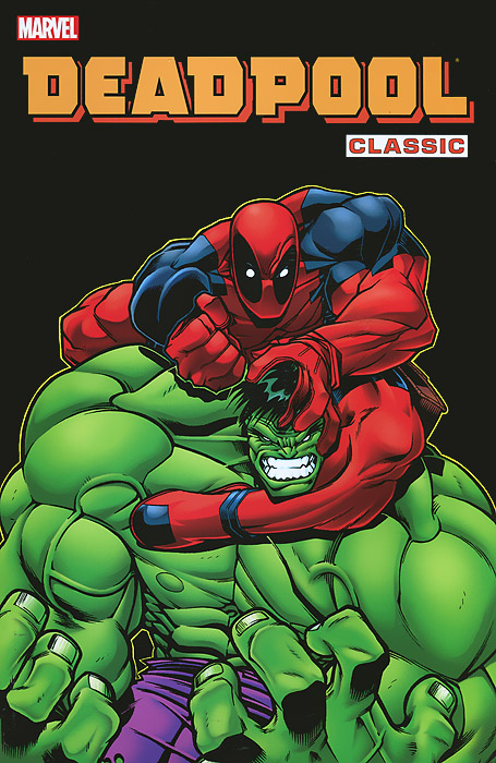 Deadpool: Classic, Volume 2 deadpool classic volume 2