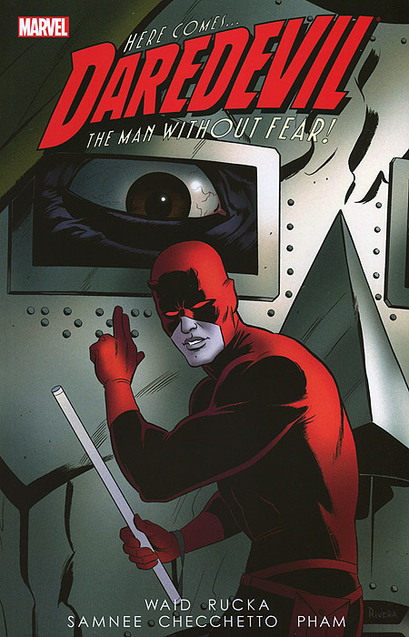 Daredevil, Volume 3 the man in the high castle