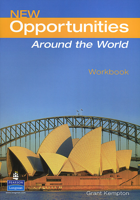 New Opportunities Around the World: Workbook harris m mower d new opportunities intermediate sts bk