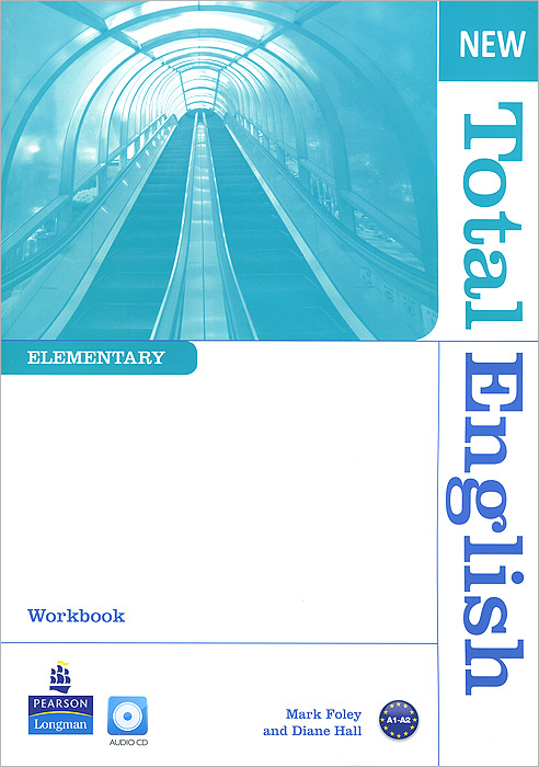 New Total English: Elementary: Workbook (+ CD) clare a new total english intermediate workbook with key cd