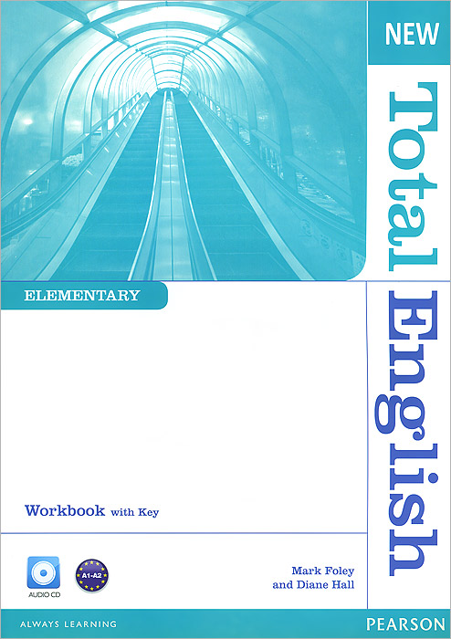 New Total English: Elementary: Workbook with Key (+ CD)