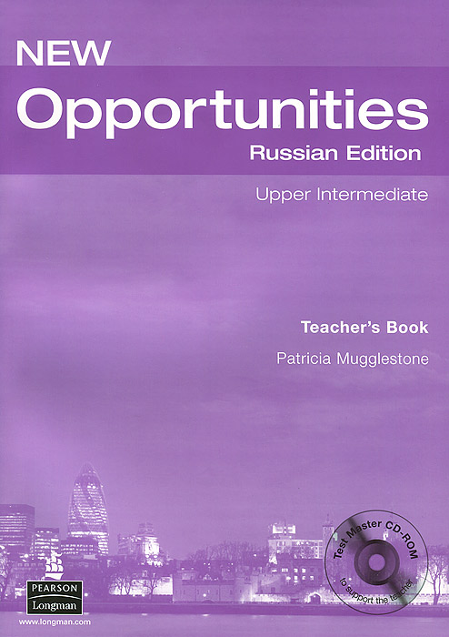 New Opportunities: Upper-Intermediate: Teacher's Book (+ CD-ROM) new opportunities russian edition elementary test book