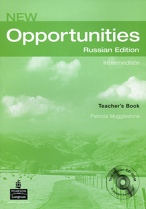 Russian Opportunities: Intermediate: Teacher's Book Pack (+ CD-ROM)