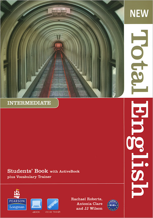New Total English: Intermediate: Student's Book (+ CD) relax mode w14082737410