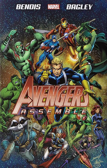 Avengers Assemble deconnick kelly sue avengers assemble