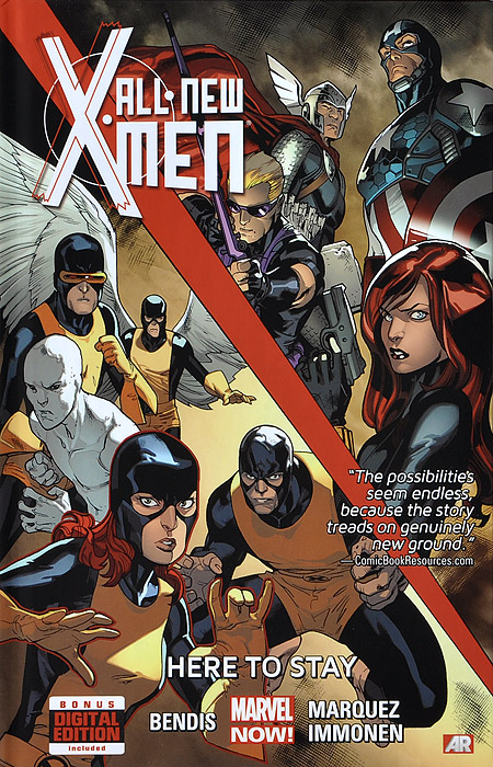 All-New X-Men: Here to Stay: Volume 2 alexander mishkin how to stay young it