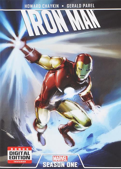 Iron Man: Season One пена монтажная mastertex all season 750 pro всесезонная
