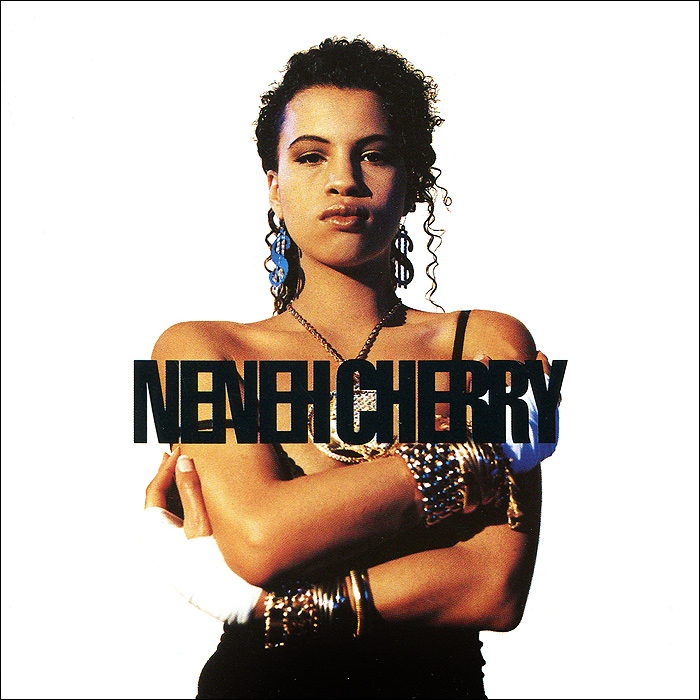Нэнэ Черри Neneh Cherry. Raw Like Sushi