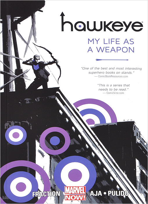 Hawkeye, Vol. 1: My Life as a Weapon kindt matt mind mgmt vol 1 the manager