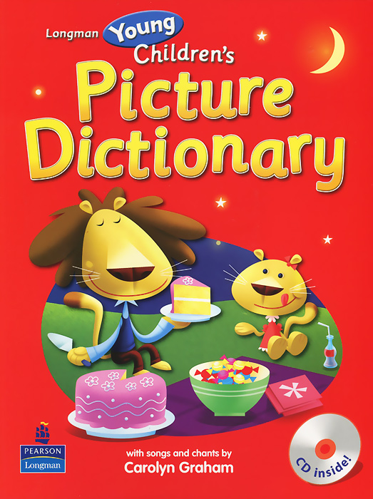 Longman Young Children's Picture Dictionary (+ CD-ROM) new eli picture dictionary cd rom german
