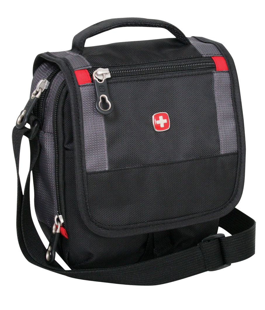 Сумка Wenger Mini Boarding Bag, дорожная fit 63496