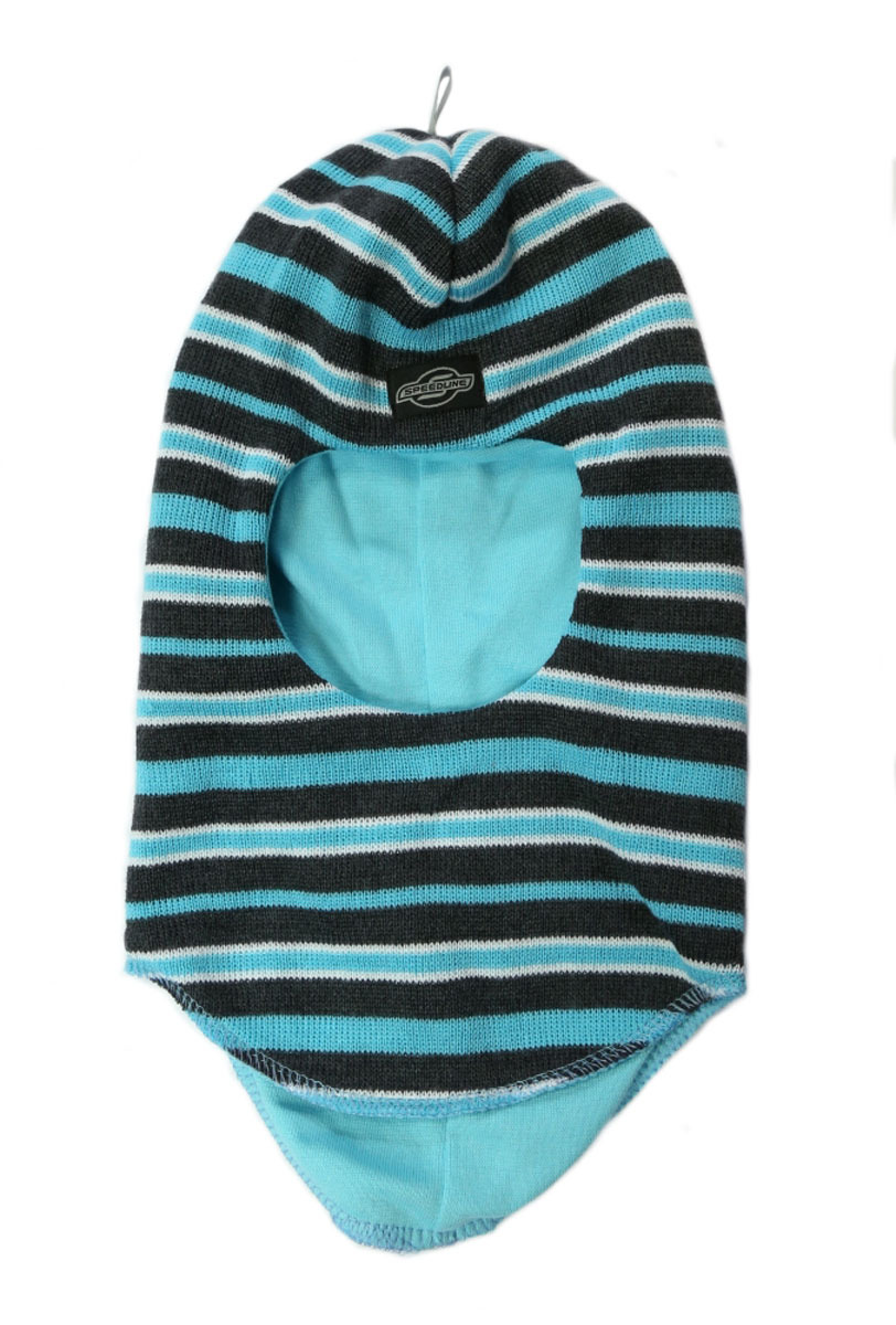 Шапка детская SpeedLine Laddie-commando, цвет: голубой. 4325675300. Размер универсальный