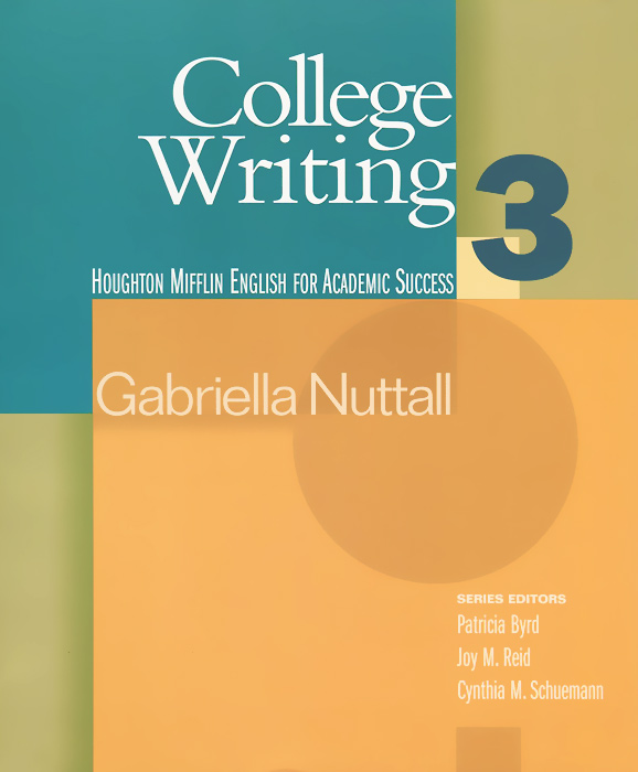 College Writing 3:Houghton Mifflin English for Academic Success jaw heffernan heffernan writing – a college handbook 3ed