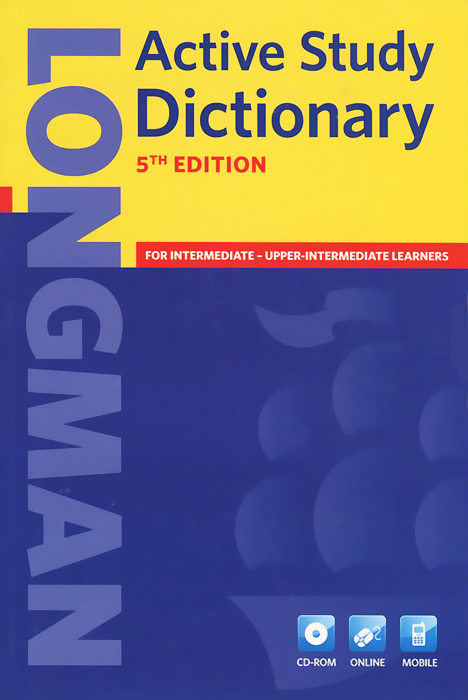 Longman Active Study Dictionary (+ CD-ROM) summers d longman pocket activator dictionary