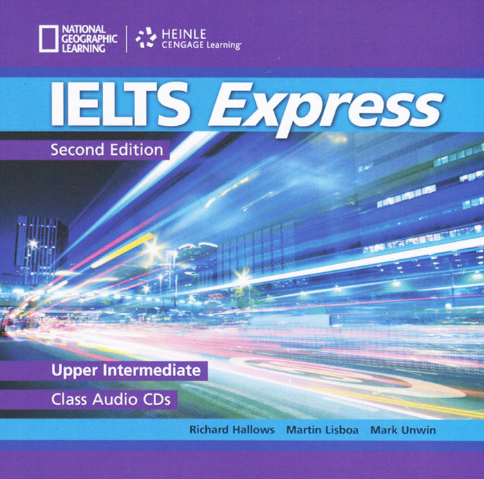 IELTS Express: Upper Intermediate (аудиокнига на 2 CD) objective ielts advanced student s book with cd rom