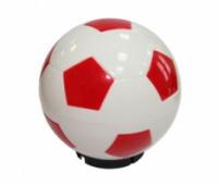Открывалка для бутылок Футбольный мяч, цвет: белый, красный000083Открывалка для бутылок, выполненная в виде футбольного мяча, займет достойное место среди аксессуаров на Вашей кухне и позволит Вам открыть любую бутылку без особого труда. Поместите открывалку на бутылку и нажмите на мяч - бутылка открыта! Открывалка выполнена из пластика. Характеристики: Диаметр открывалки: 7,5 см. Материал:пластик. Размер упаковки: 8 см х 8 см х 8 см. Производитель:Китай. Артикул:000083.
