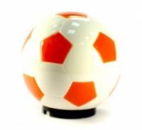 Открывалка для бутылок Футбольный мяч, цвет: белый, оранжевый003519Открывалка для бутылок, выполненная в виде футбольного мяча, займет достойное место среди аксессуаров на Вашей кухне и позволит Вам открыть любую бутылку без особого труда. Поместите открывалку на бутылку и нажмите на мяч - бутылка открыта! Открывалка выполнена из пластика. Характеристики: Диаметр открывалки: 7,5 см. Материал:пластик. Размер упаковки: 8 см х 8 см х 8 см. Производитель:Китай. Артикул:003519.