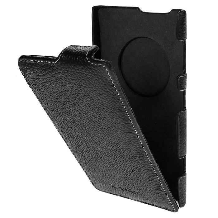 Melkco Jacka Type чехол для Nokia Lumia 1020, Black