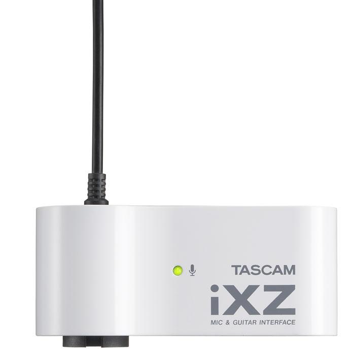 Tascam IXZаудиоинтерфейс для iOS-устройств Tascam