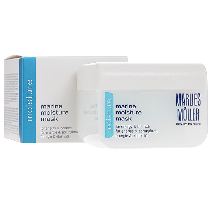 Marlies Moller Маска Moisture, увлажняющая, 125 мл