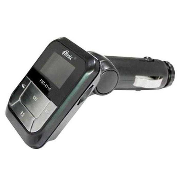 Ritmix FMT-A710 автомобильный FM-модулятор