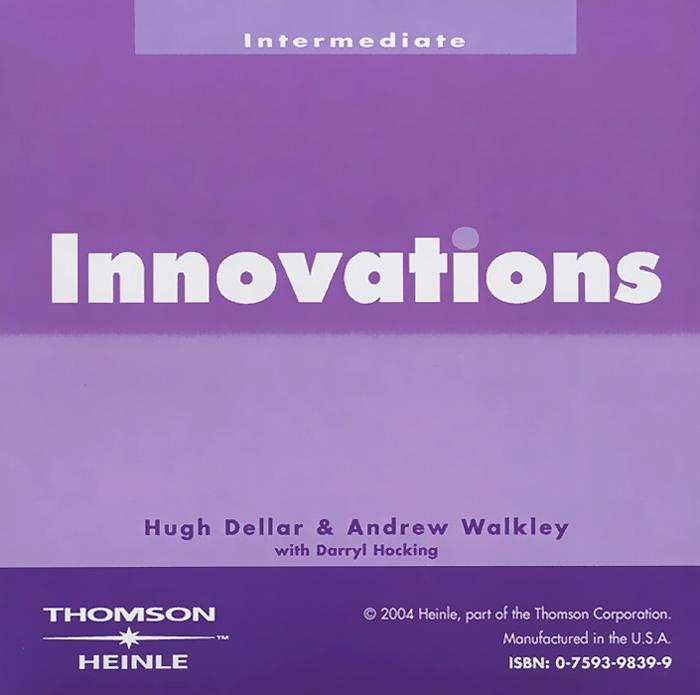 Innovations Intermediate (аудиокурс на 2 CD)